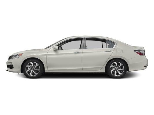 Honda Accord Sedan >> 2017 Honda Accord Sedan Ex L