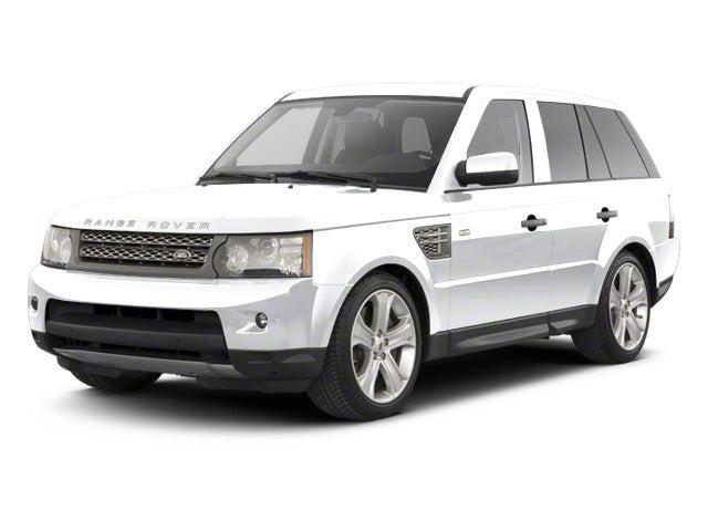 Used 2013 Land Rover Range Rover Sport Pinehurst Fayetteville NC ...