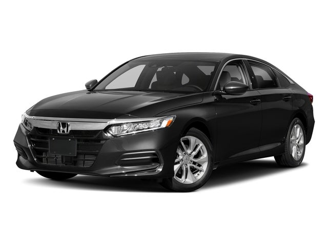 New 2018 Honda Accord Sedan Pinehurst Fayetteville Nc