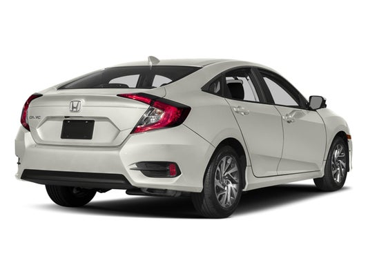 2017 Honda Civic Ex Cvt In Pinehurst Nc Leith Aberdeen