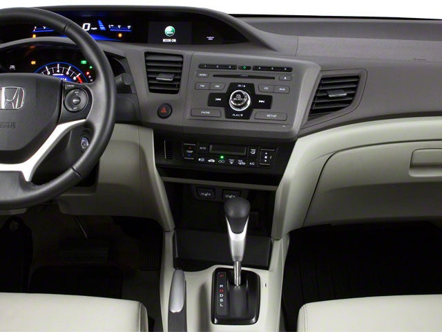 2012 Honda Civic Hybrid 4dr Sdn L4 CVT W/Leather In Pinehurst, NC