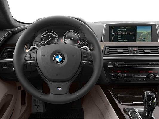 2014 BMW 6 Series 4dr Sdn 650i RWD Gran Coupe
