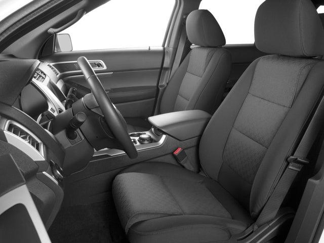 2015 Ford Explorer FWD 4dr XLT In Pinehurst, NC   Leith Honda Aberdeen