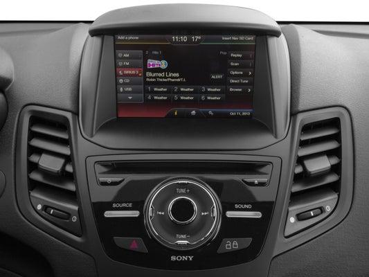 Used 2016 Ford Fiesta Pinehurst Fayetteville Nc 3fadp4gx2gm207591