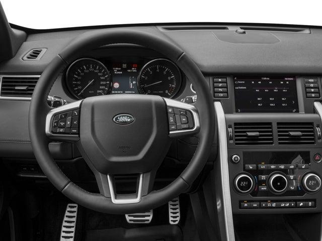Used 2016 Land Rover Discovery Sport Pinehurst