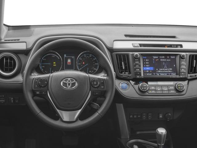 2017 Toyota Rav4 Hybrid Limited Awd In Pinehurst Nc Leith Honda Aberdeen