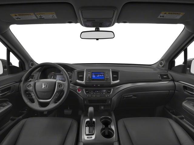 New 2018 Honda Ridgeline Pinehurst Fayetteville Nc