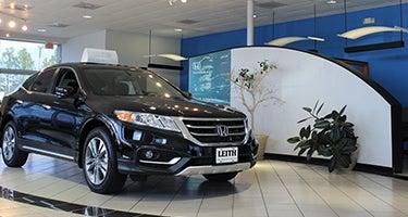 Leith Honda Aberdeen Dealership